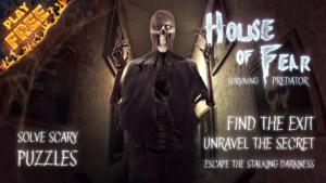 تصویر محیط House of Fear: Surviving Predator v4.7