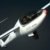 بازی سه بعدی هدایت هواپیما آیکون