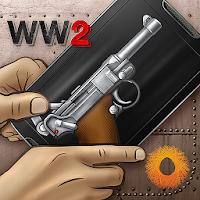 بازی شبیه ساز تفنگ جنگ جهانی دوم آیکون