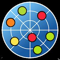 نرم افزار موقعیت و اطلاعات جی پی اس آیکون