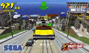تصویر محیط Crazy Taxi Classic v3.7 + data