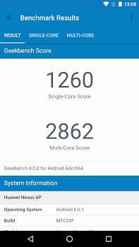 Geekbench 4 v4.2.3