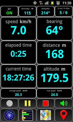 AndroiTS GPS Test Pro v1.32