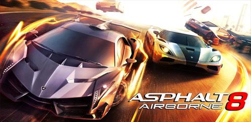 Asphalt 8: Airborne v1.0.0 + data