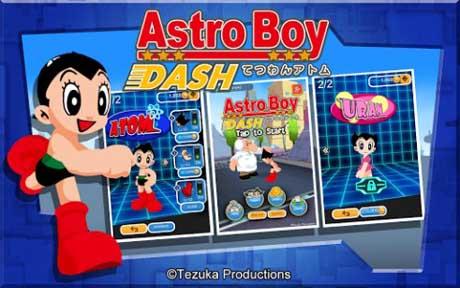 Astro Boy Dash v1.3.0