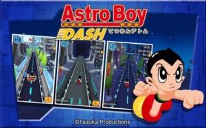 Astro Boy Dash 45