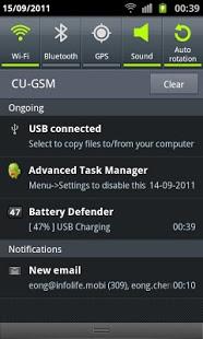 Battery Defender – 1 Tap Saver v1.1.8