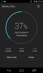 Beautiful Battery Disc v3.0.4