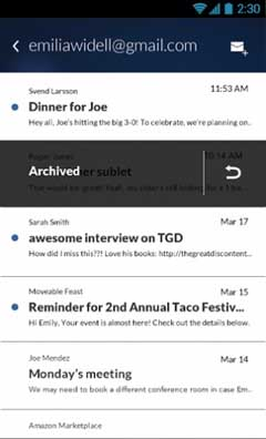 Boomerang: Email App for Gmail v0.8.1