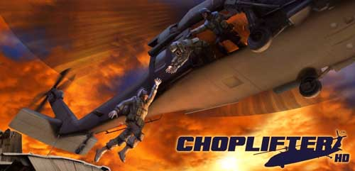 Choplifter HD v1.0 + data