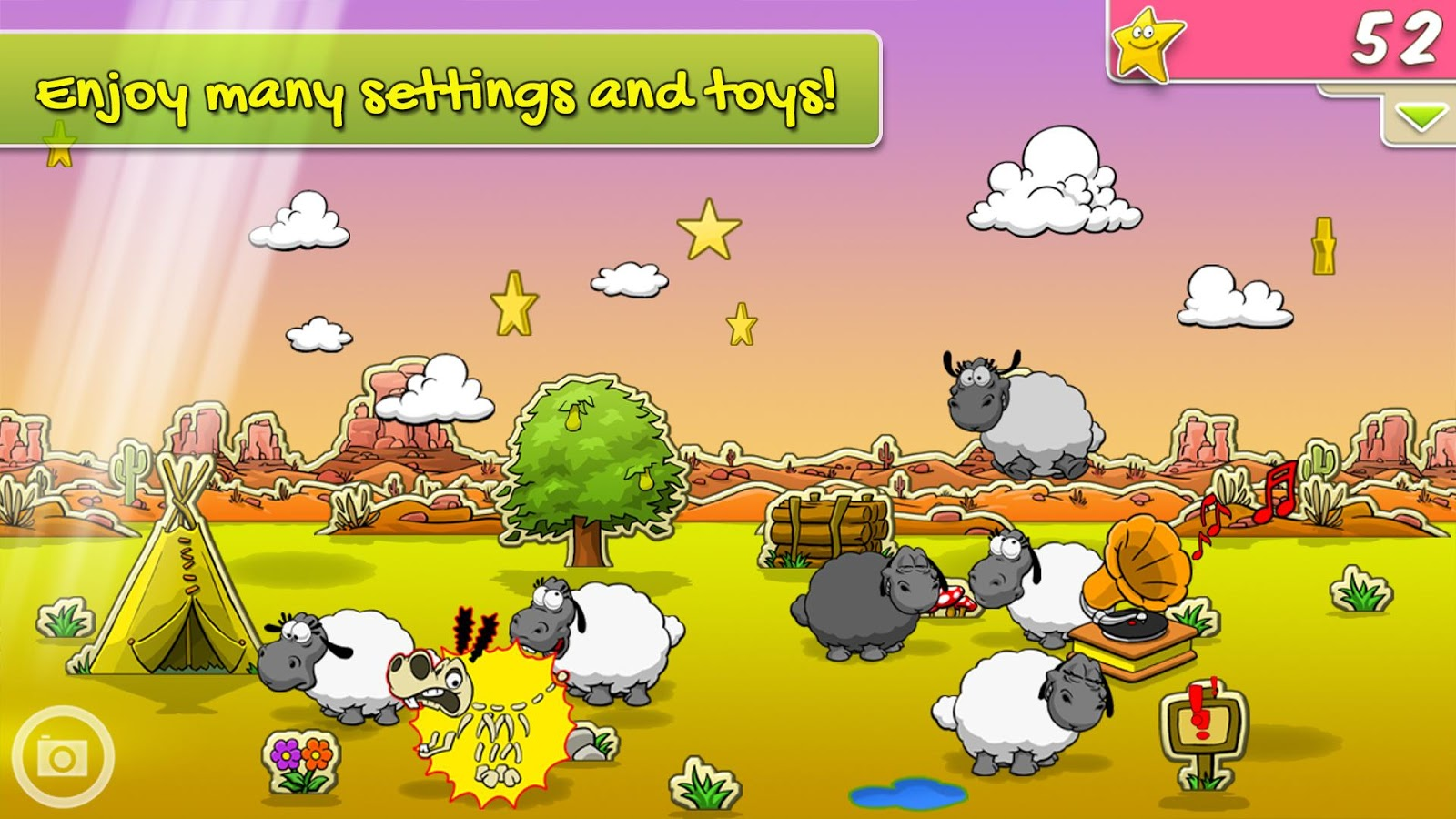 Clouds & Sheep Premium v1.10.1