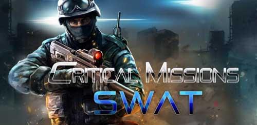دانلود بازی تیر انداز Critical Missions: SPACE برای اندروید