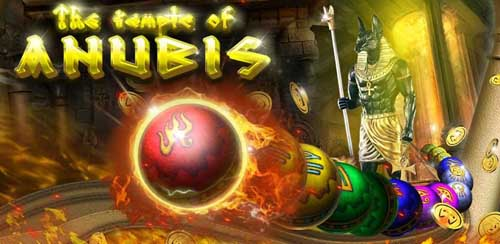 Egypt Zuma – Temple of Anubis