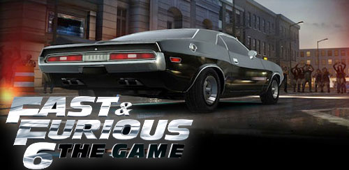 Fast & Furious 6:The Game v2.0.0 + data
