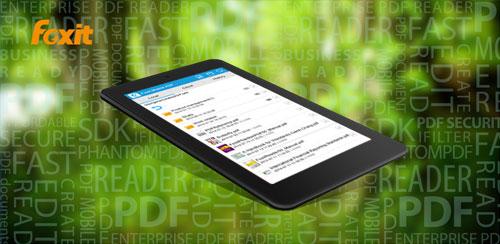 Foxit Mobile PDF v3.2.0.1231