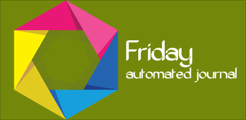 Friday: automated journal v15.0