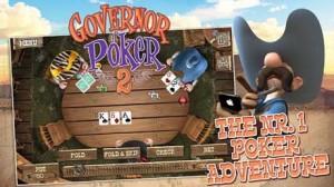 تصویر محیط Governor of Poker 3 – Texas Holdem Poker Online v5.2.4