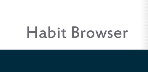 Habit Browser v1.1.77