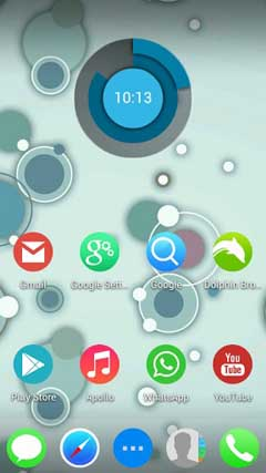Holo Colors Theme 1100+ icons v1.3