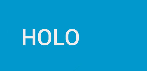 Holo Colors Theme 1100+ icons v1.3