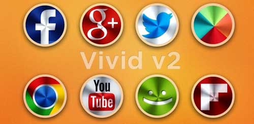 Icon Pack - VIVID v2