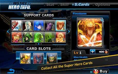 Justice League : EFD v1.0.2 + Data