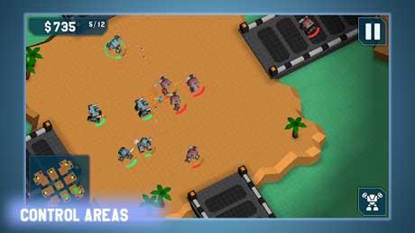 MechCom – 3D RTS v1.3