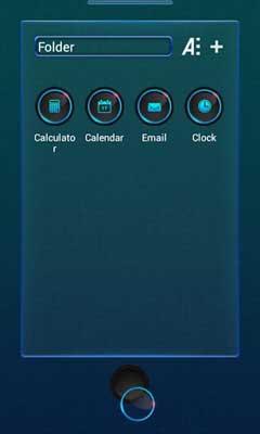 Metal Buttons Next Launcher 3D v1.0
