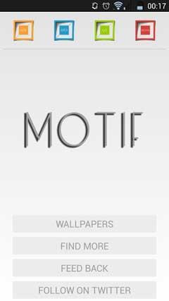 Motif v1.1.1
