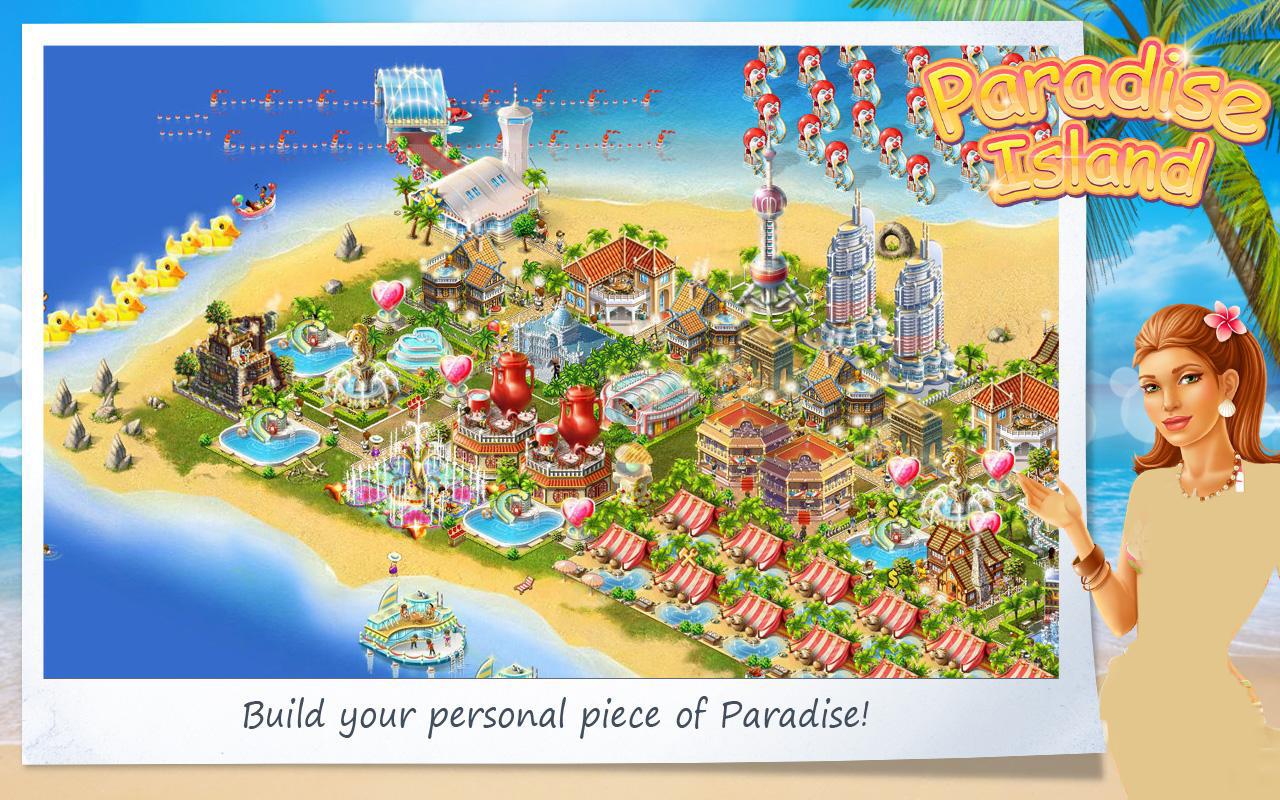 Paradise Island v2.4.3