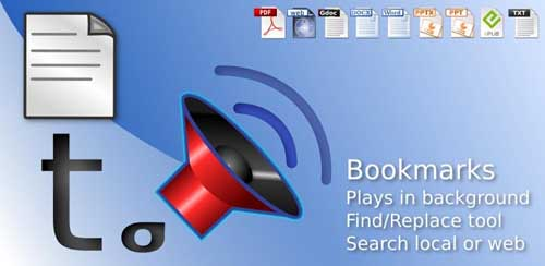 Pdf to Speech Pro v12.6.5