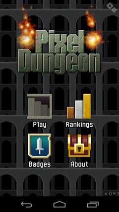 Pixel Dungeon v0.5