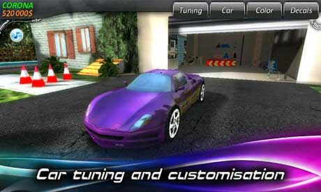 Race Illegal: High Speed 3D v1.0.5 + Data