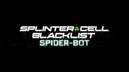 SC Blacklis Spider-Bot147258369