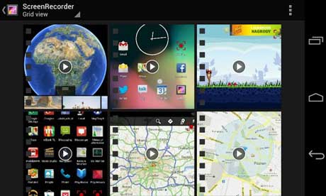 SCR Screen Recorder Pro ★ root v0.7.2