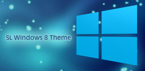 SL Windows 8 Theme v1.1