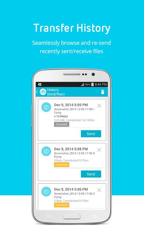 Send Anywhere (File Transfer) v6.12.22