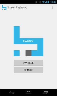 Snake. Payback. v1.3
