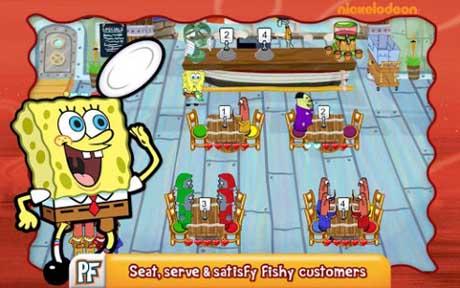 SpongeBob Diner Dash v3.24.45