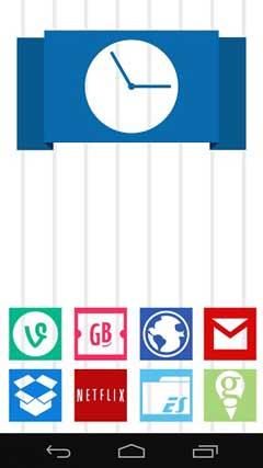 Stenciled Icons v1.0