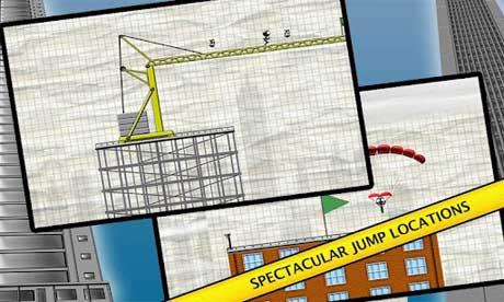 Stickman Base Jumper (Free) v2.8