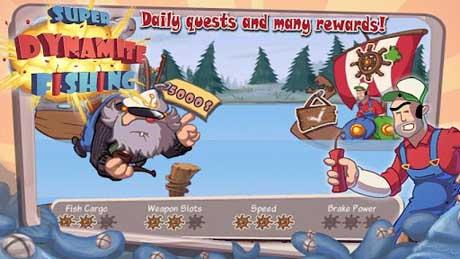 Super Dynamite Fishing Premium v1.2.1