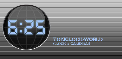 TokiClock-World-Clock-&-Calendar