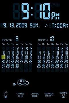 TokiClock-World Clock & Calendar v1.2.0