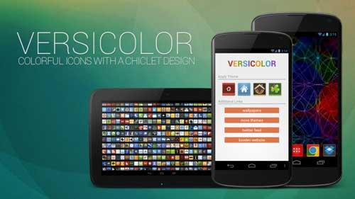 Versicolor (icon theme)