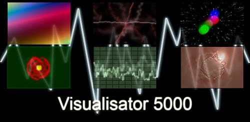 Visualisator 5000 Pro v2.16
