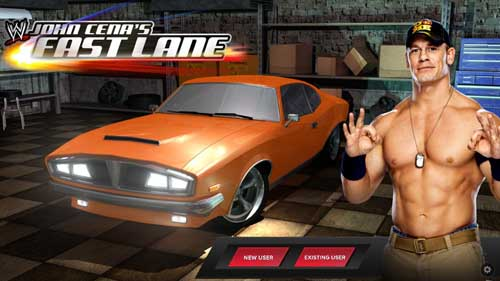 WWE: John Cena's Fast Lane v1.0.1 + Data