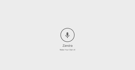 Zandra – Make Your Jarvis v6.7