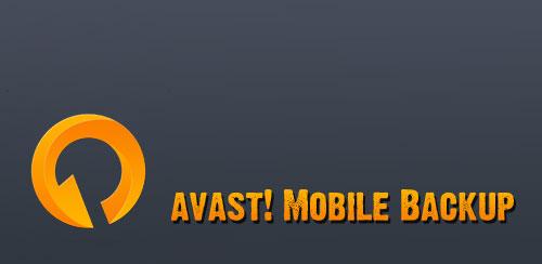 avast! Mobile Backup v1.0.5949