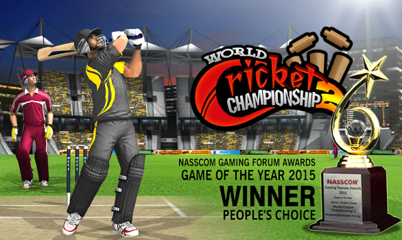 World Cricket Championship 2 v2.1